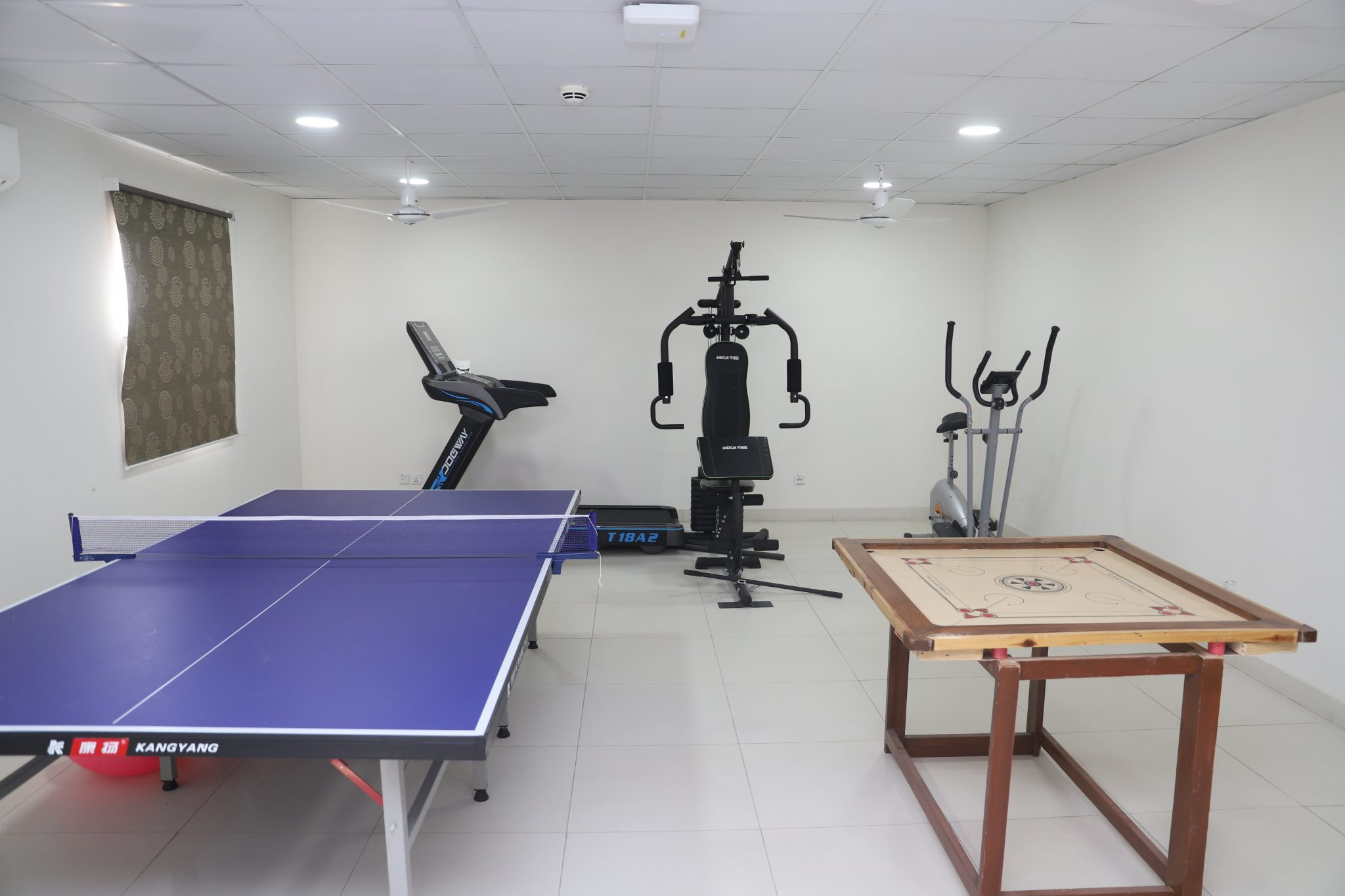 Recreational Activity Room